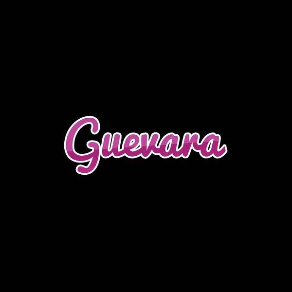 Wall Art - Digital Art - Guevara #guevara by TintoDesigns