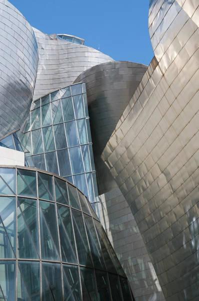 Bilbao Photograph - Guggenheim Museum by Aldo Pavan