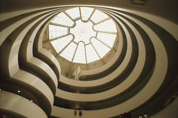 Solomon R. Guggenheim Museum Photograph - Guggenheim Museum by Archive Photos