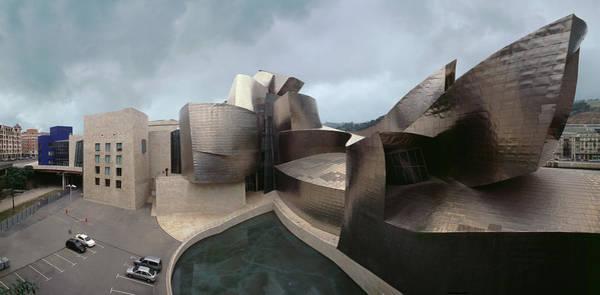 Bilbao Photograph - Guggenheim Museum, Bilbao. Basque by Miguel Palacios