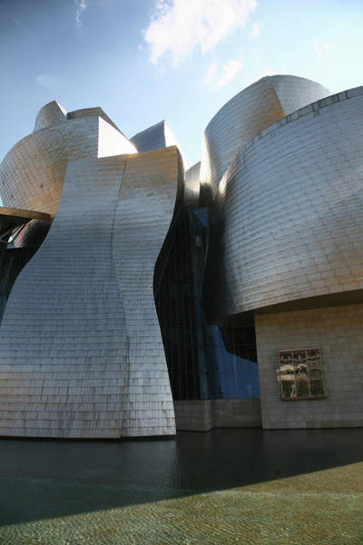 Guggenheim Photograph - Guggenheim Museum In Bilbao, Spain by Helen Cathcart