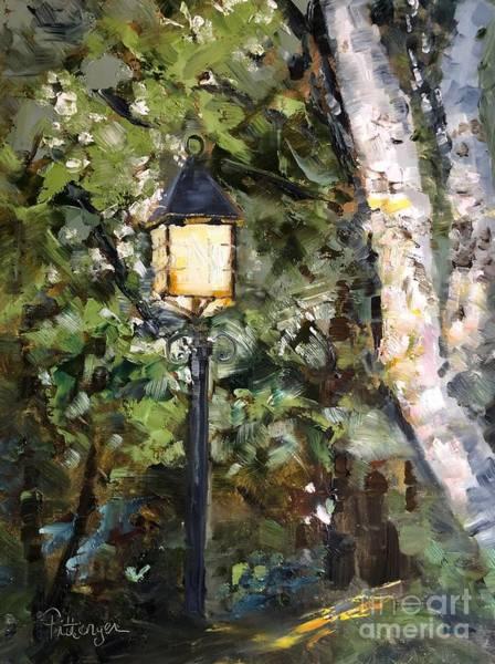 Painting - Guidance by Lori Pittenger