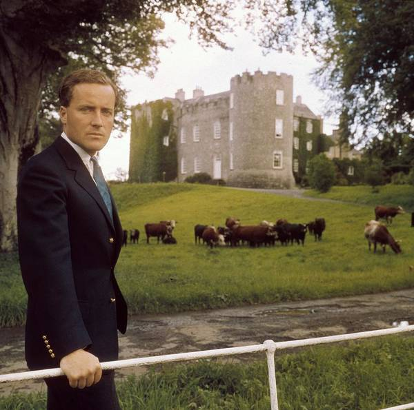 High Society Photograph - Guinness At Leixlip by Slim Aarons