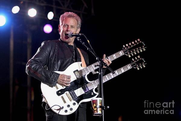 Felder Wall Art - Photograph - Guitarist Don_felder by Concert Photos