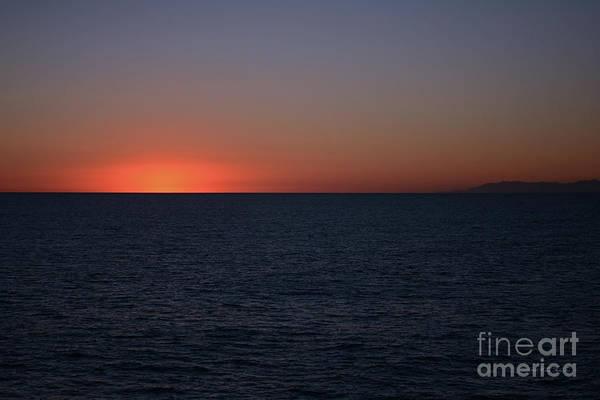 Wall Art - Photograph - Gulf Of Alaska Sunset by Connie Fox