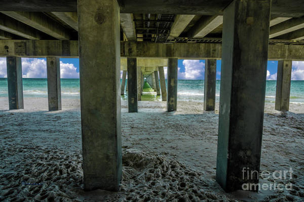 Photograph - Gulf Shores Park And Pier Al 1649b by Ricardos Creations