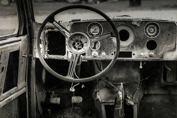 Photograph - Gutted by Guy Whiteley