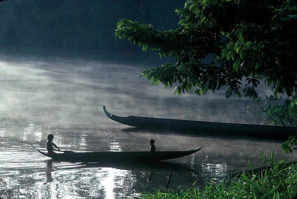 Photograph - Guyana - by Herve Gloaguen
