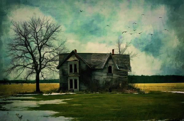 Digital Art - Guyitt Farm by Thomas Leparskas