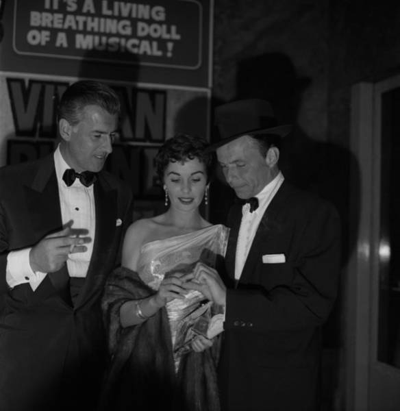 Photograph - Guys And Dolls Premiere by Michael Ochs Archives