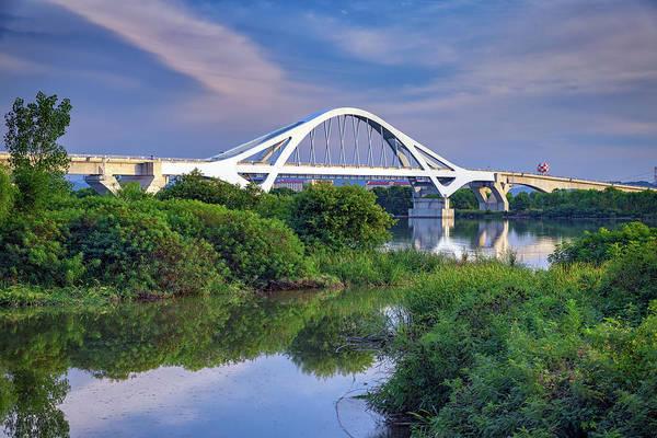 Photograph - Gyopo Bridge by Rick Berk