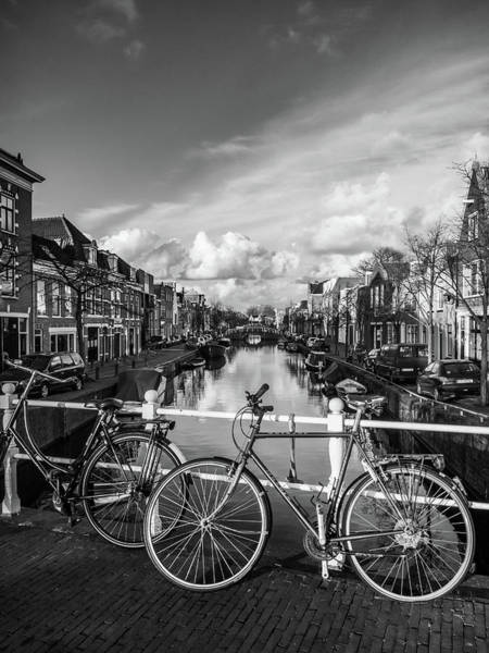 Photograph - Haarlem View by Framing Places