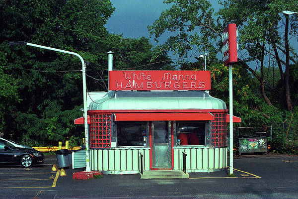 Photograph - Hackensack, Nj -  Burger Joint 2018 by Frank Romeo