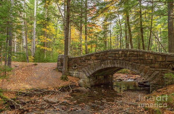 Photograph - Hadlock Bridge by Karin Pinkham