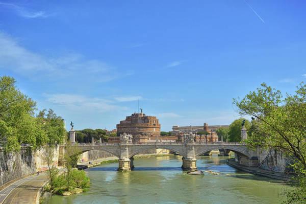 Photograph - Hadrian's Mausoleum by JAMART Photography