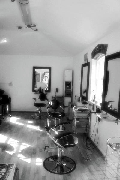 Photograph - Hair Salon  by Doc Braham
