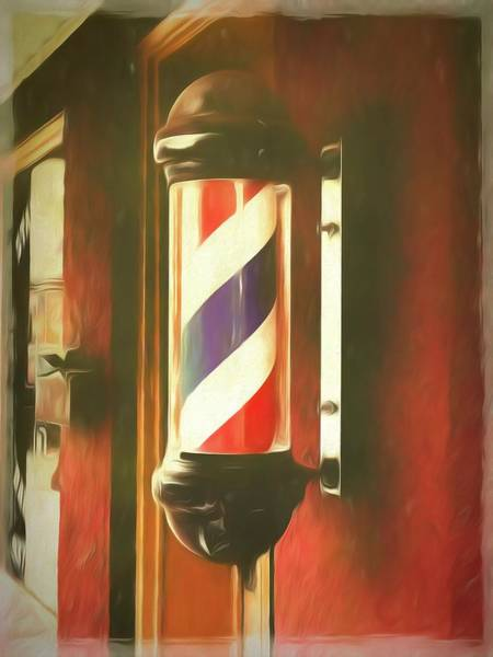 Photograph - Haircut And A Shave by Jack Wilson