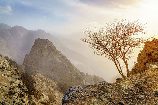 Wall Art - Photograph - Hajar Mountains Of Ras Al Khaimah by Alexey Stiop
