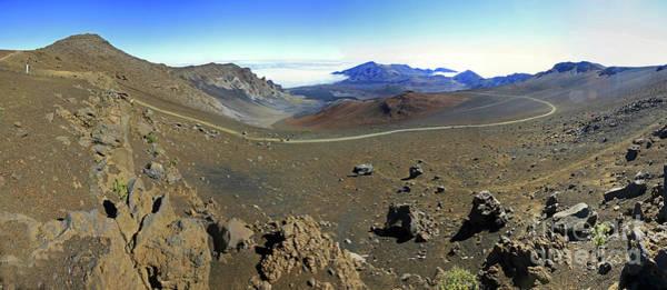 Photograph - Haleakala by Darrel Giesbrecht