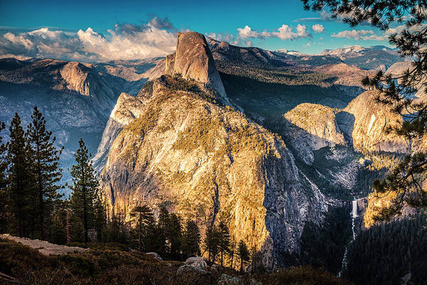 Wall Art - Photograph - Half Dome Rising by Andrew Soundarajan