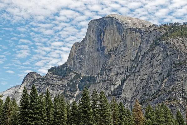 Photograph - Half Dome - Yosemite by KJ Swan