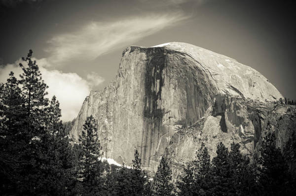 Wall Art - Photograph - Half Dome, Yosemite National Park by Russ Bishop