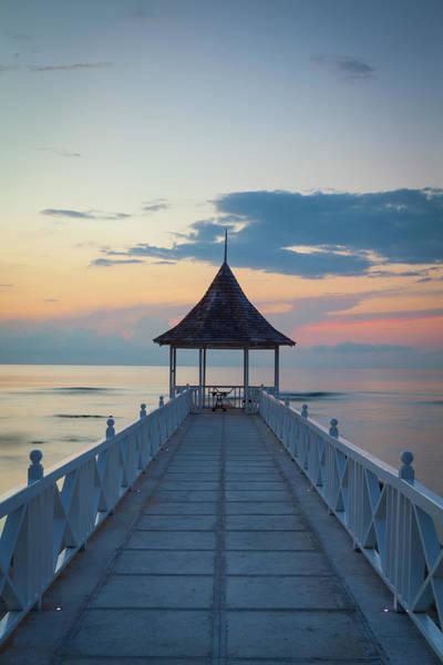 Montego Bay Photograph - Half Moon Bay, Montego Bay, Jamaica by Douglas Pearson
