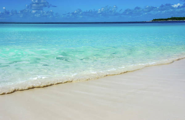 Photograph - Half Moon Cay Beach 2 by Dawn Richards