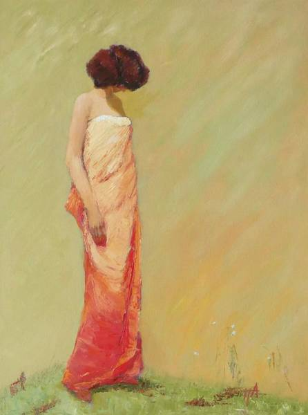 Painting - Halkah by Irena Jablonski