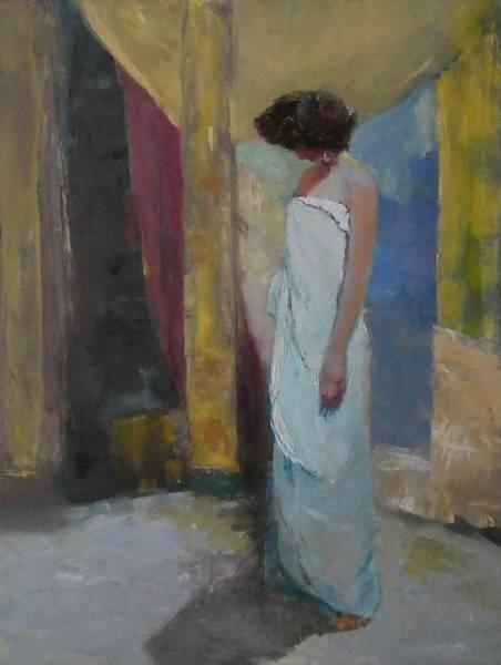 Painting - Halkai by Irena Jablonski