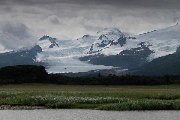Photograph - Hallo Glacier In Katmai Np Alaska by Mark Hunter