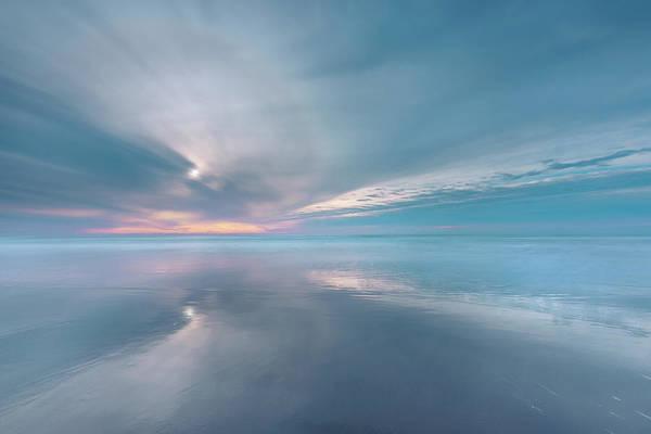 Photograph - Halo Mirror Symmetry by Alexander Kunz