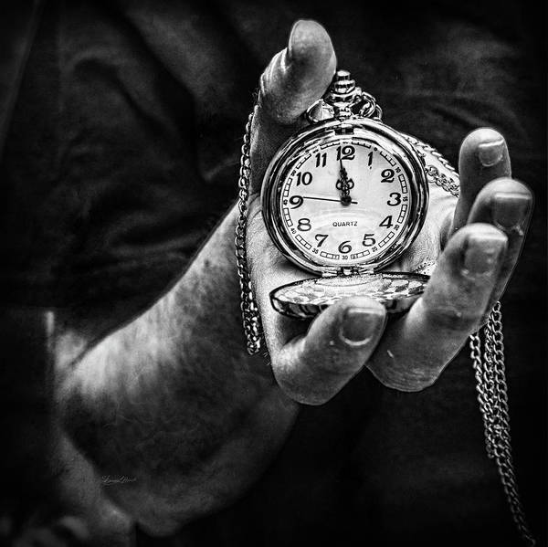 Photograph - Hand Of Time by Sharon Popek