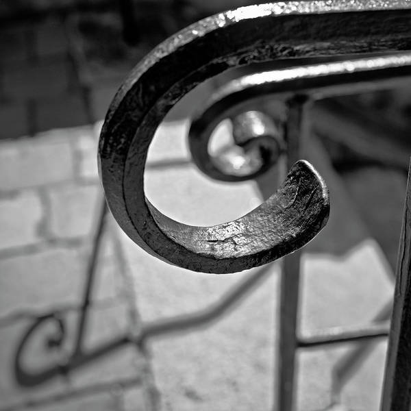 Photograph - Handrail 2 by Patrick M Lynch