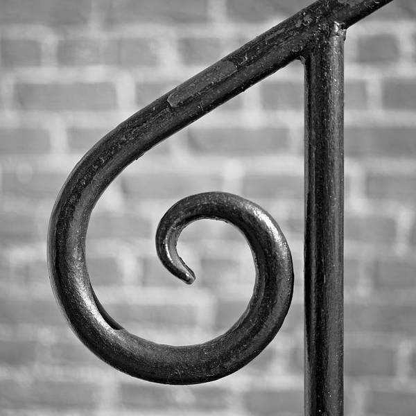 Photograph - Handrail 3 by Patrick M Lynch