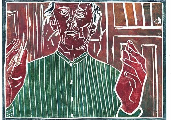Relief - Hands Portrait 2 by Artist Dot