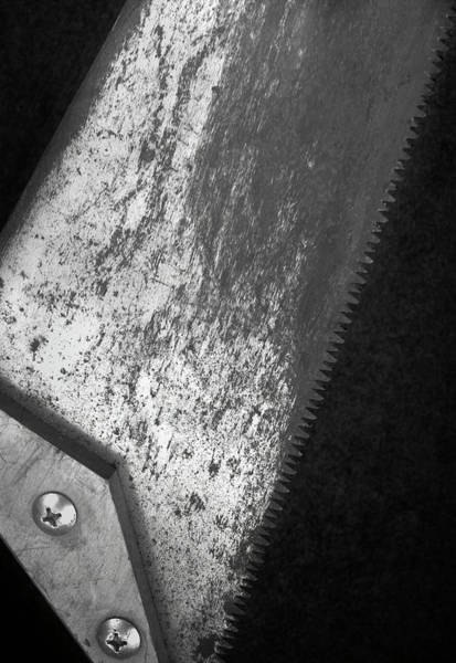 Photograph - Handsaw by Rudy Umans
