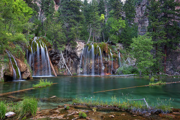 Photograph - Hanging Lake Colorado by Nathan Bush