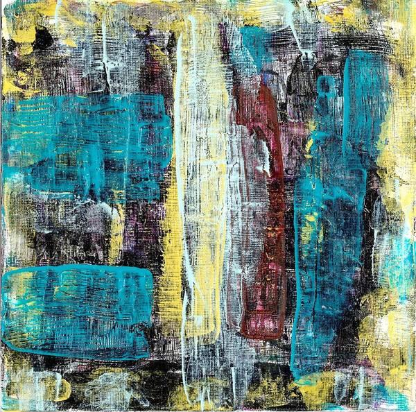 Painting - Happiness by Angelika GAIGL