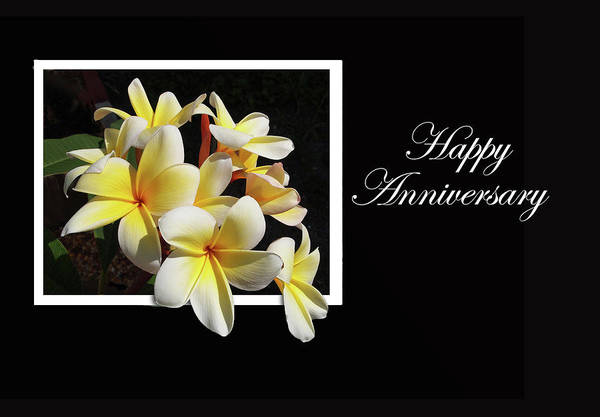 Digital Art - Happy Anniversary by Jacqueline Sleter