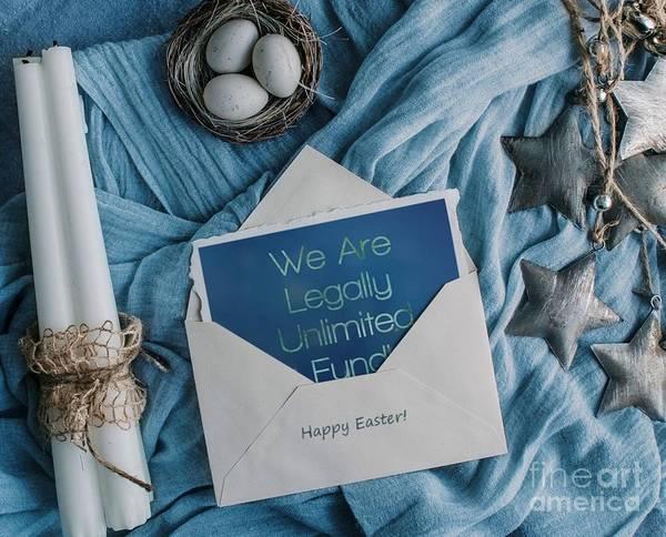 Digital Art - Happy Easter by Catherine Lott