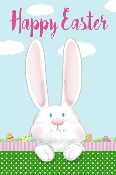 Wall Art - Digital Art - Happy Easter I by Sd Graphics Studio