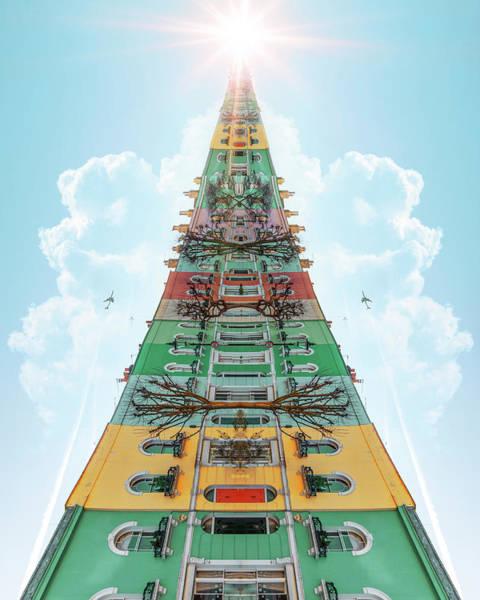 Digital Art - Happy House Dreams by Gabor Estefan