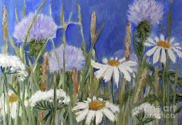 Painting - Happy Skies by Laurie Rohner