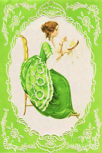 Harp Mixed Media - Happy St Patricks Day 2  by Tammera Malicki-Wong