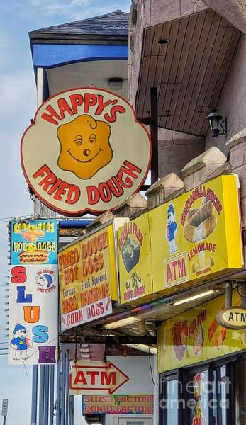 Photograph - Happys Fried Dough  by Mary Capriole
