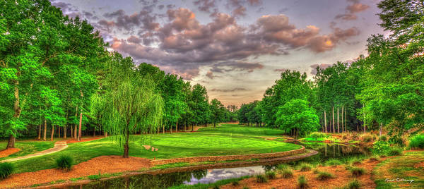 Photograph - Harbor Club Golf And Country Club Landscape Art by Reid Callaway