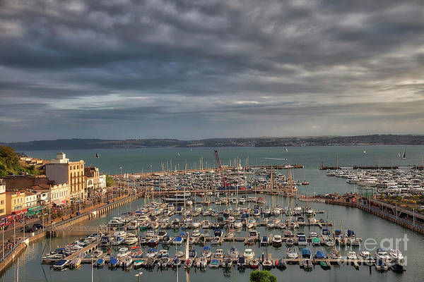Photograph - Harbour View by Edmund Nagele