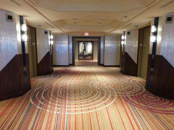 Wall Art - Photograph - Hard Rock Hotel And Casino - 31st Floor by Arlane Crump