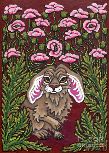 Painting - Hare Design 6 by Amy E Fraser